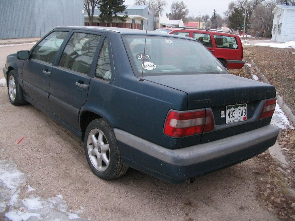 1995 Volvo 850