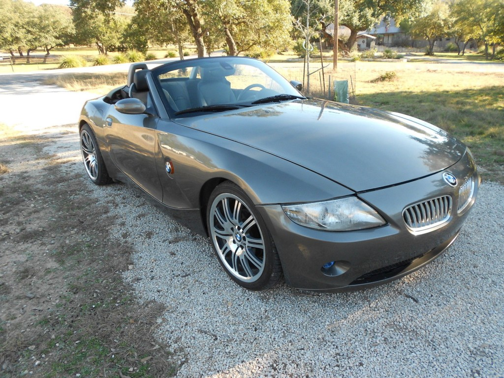 2003 Bmw Z4 Convertible Salvage For Sale