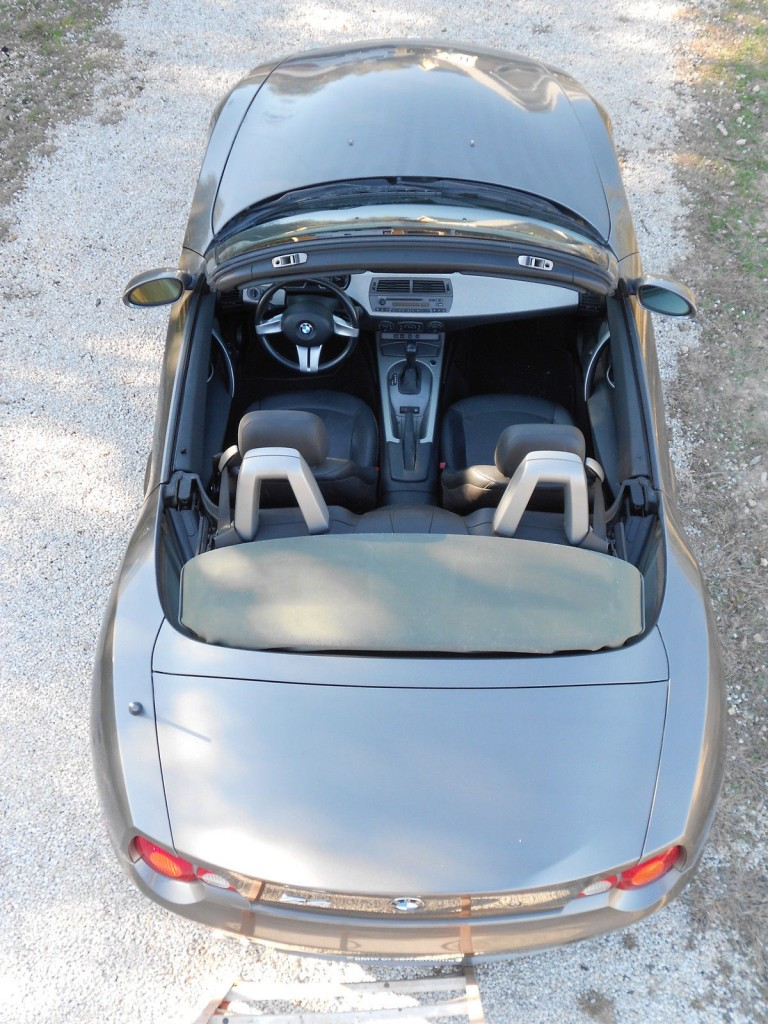 2003 BMW Z4 Convertible Salvage