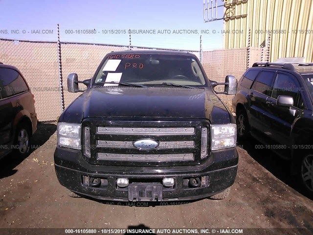 2005 Ford Excursion LIMITED Salvage