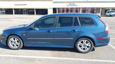 2006 Saab 9 3 Aero SportCombi Salvage for sale