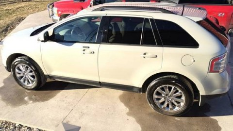 2007 Ford Edge SEL Plus AWD Salvage for sale