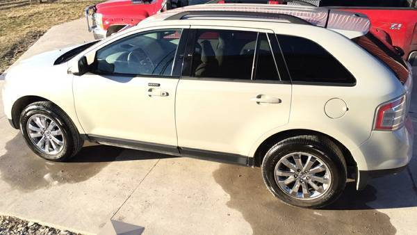 2007 Ford Edge SEL Plus AWD Salvage