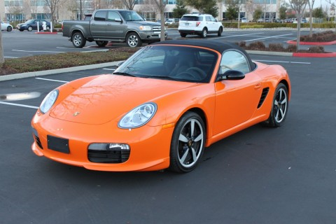 2008 Porsche Boxster Limited Edition Salvage for sale