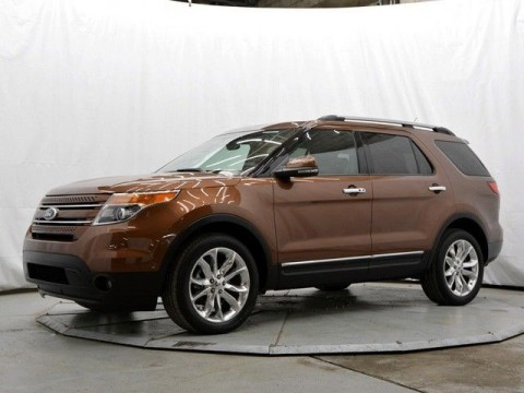 2011 Ford Explorer Limited 4WD Salvage for sale