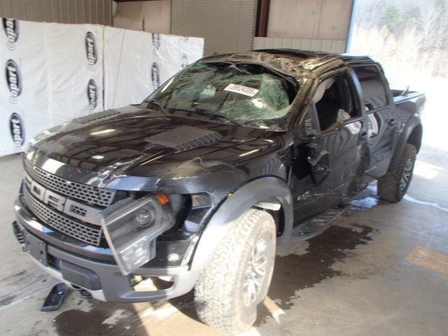 2013 Ford F 150 SVT RAPTOR Salvage