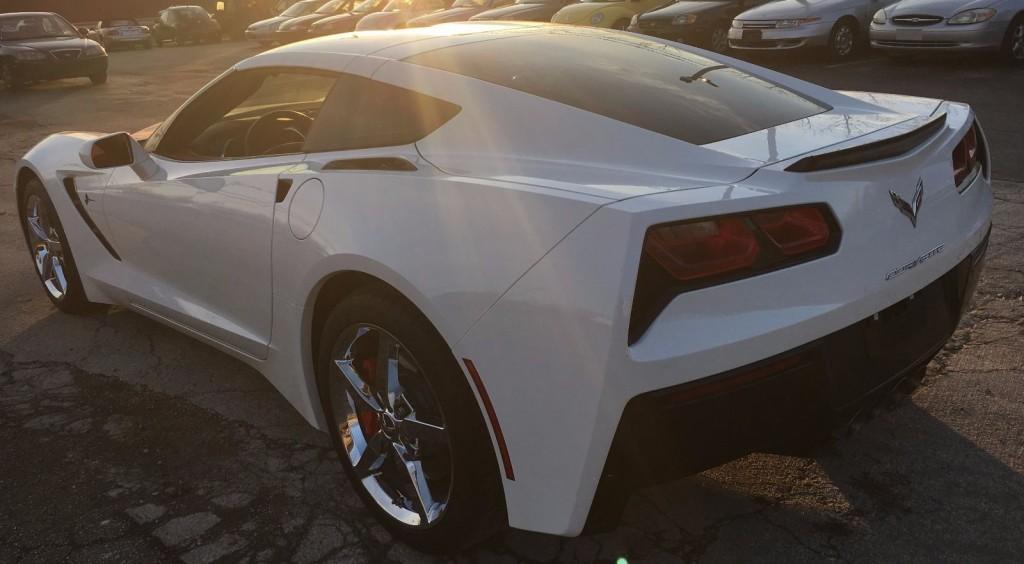 2014 Chevrolet Corvette 1LT Salvage