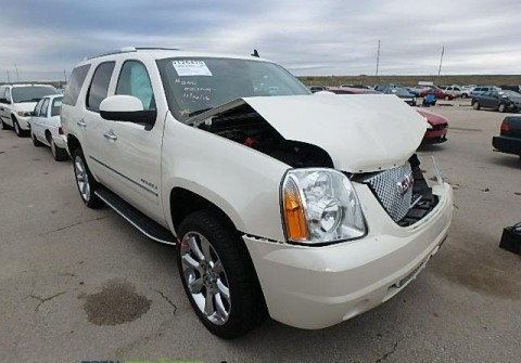 2014 GMC Yukon Yukon Denali Edition Salvage for sale