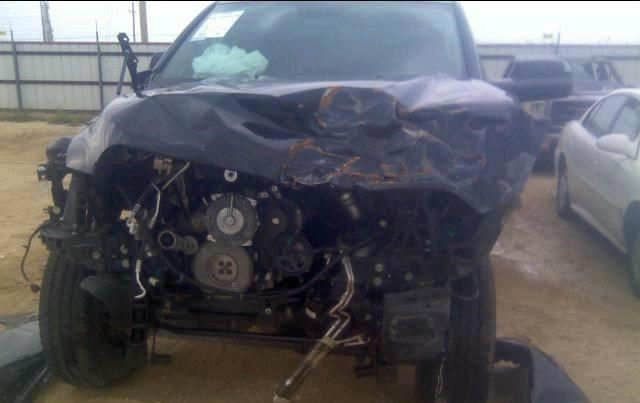 2015 Dodge Ram 2500 RAM TRUCK Salvage