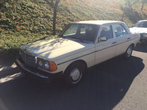 Mercedes Benz 280 E 1977 for sale