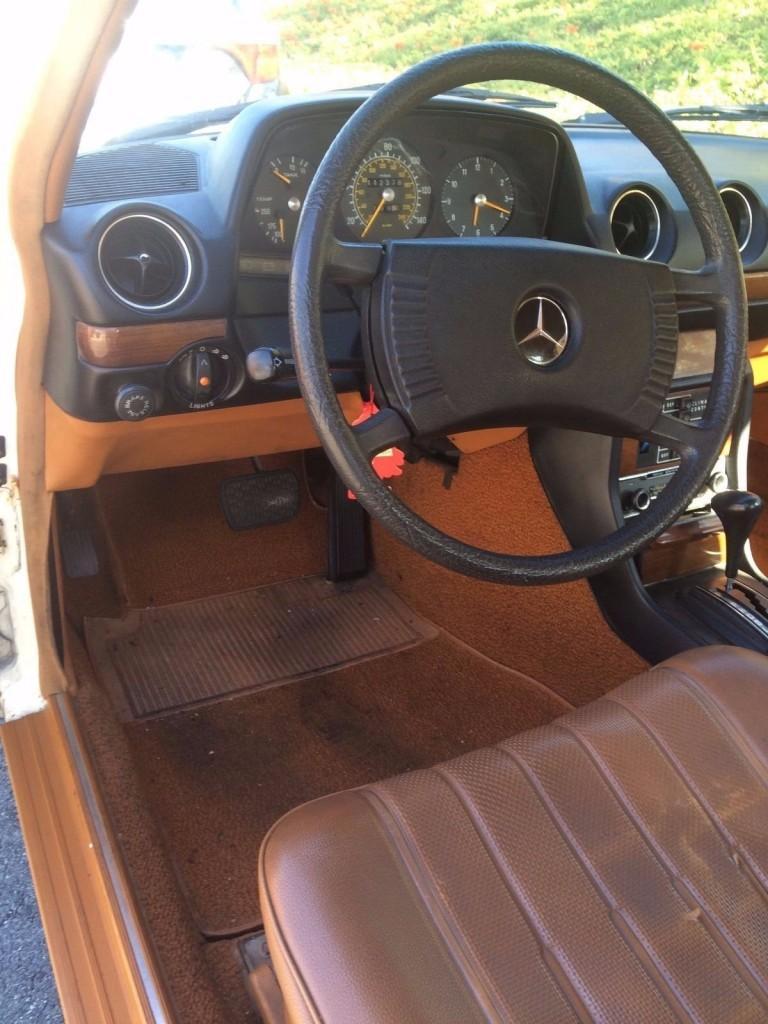Mercedes Benz 280 E 1977