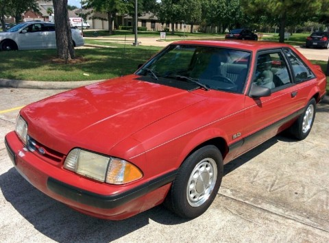 1989 Ford Mustang LX 5.0 V8 for sale