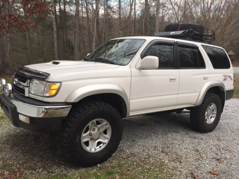 2001 Toyota 4runner Sr5 Salvage for sale