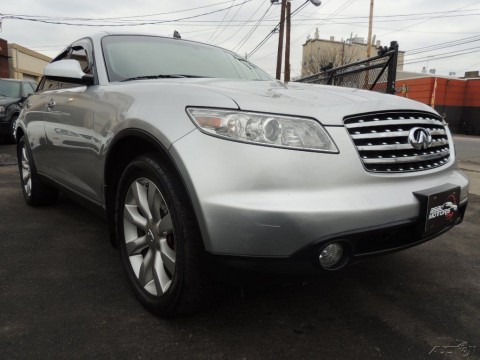2003 Infiniti FX Salvage for sale