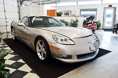 2005 Chevrolet Corvette Rebuildable Salvage for sale