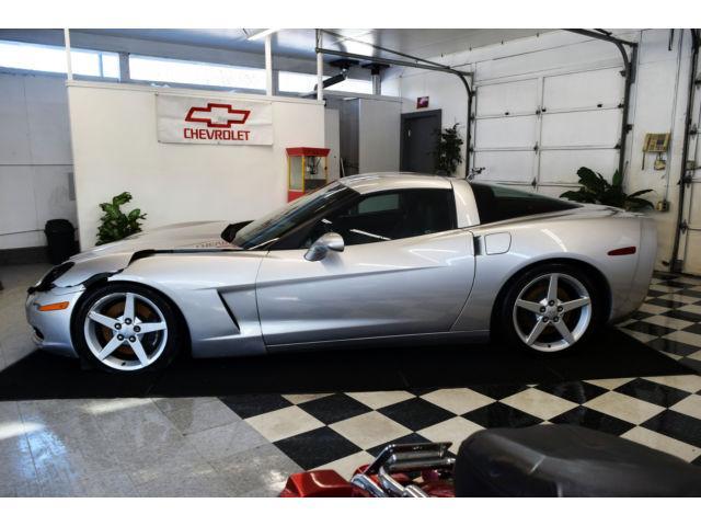 2005 Chevrolet Corvette Rebuildable Salvage