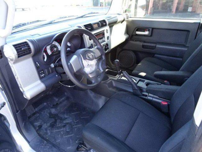 2007 Toyota FJ Cruiser 2WD Salvage