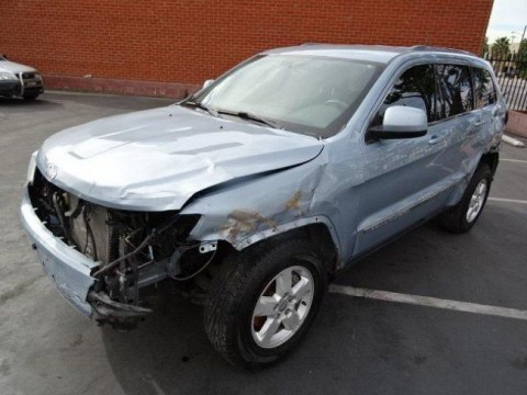 2012 Jeep Grand Cherokee Laredo 4WD Salvage for sale