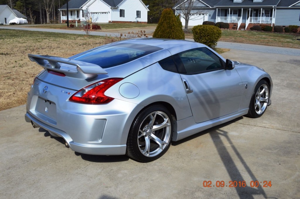 2012 nissan 370z nismo salvage for sale. Black Bedroom Furniture Sets. Home Design Ideas