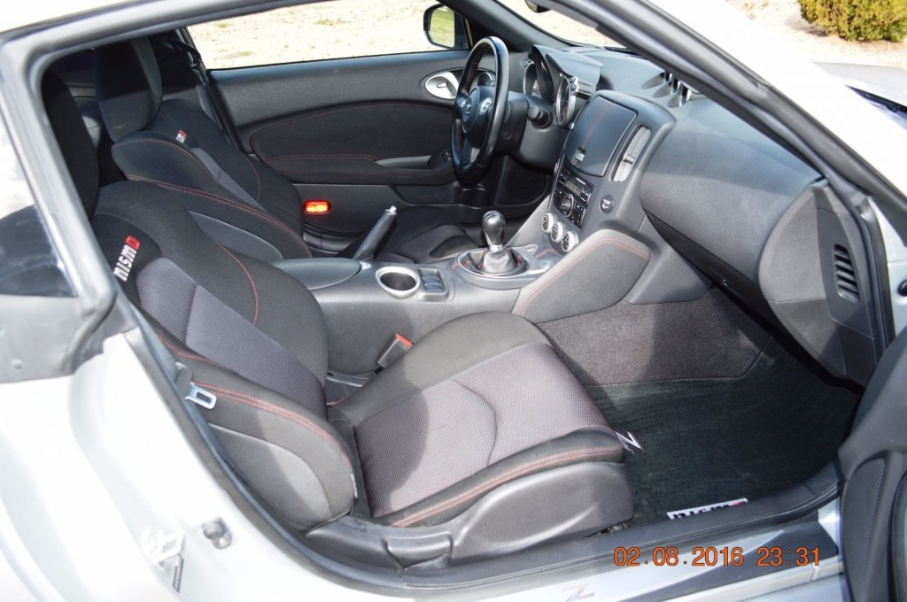 2012 Nissan 370Z Nismo Salvage