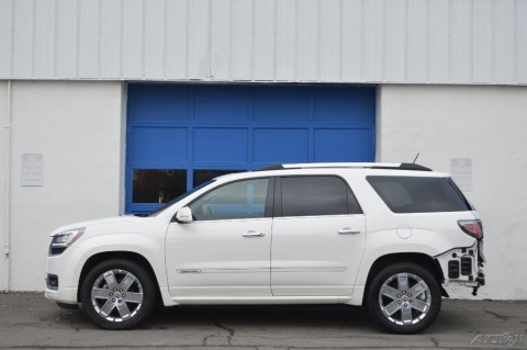 2013 GMC Acadia Denali Loaded Salvage for sale