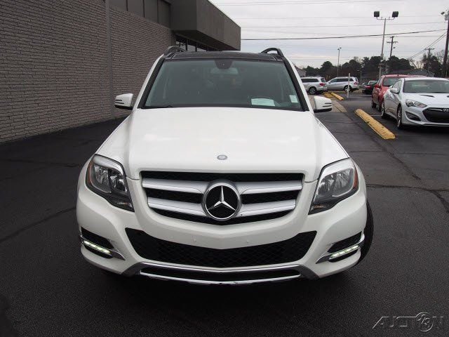 2014 Mercedes Benz GLK Class Glk350 Certified Salvage