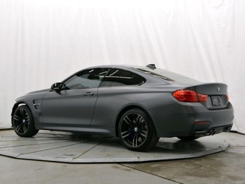 2015 BMW M4 Rebuildable for sale