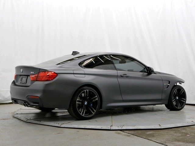 2015 BMW M4 Rebuildable