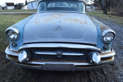 1955 Buick Special 4 door for sale