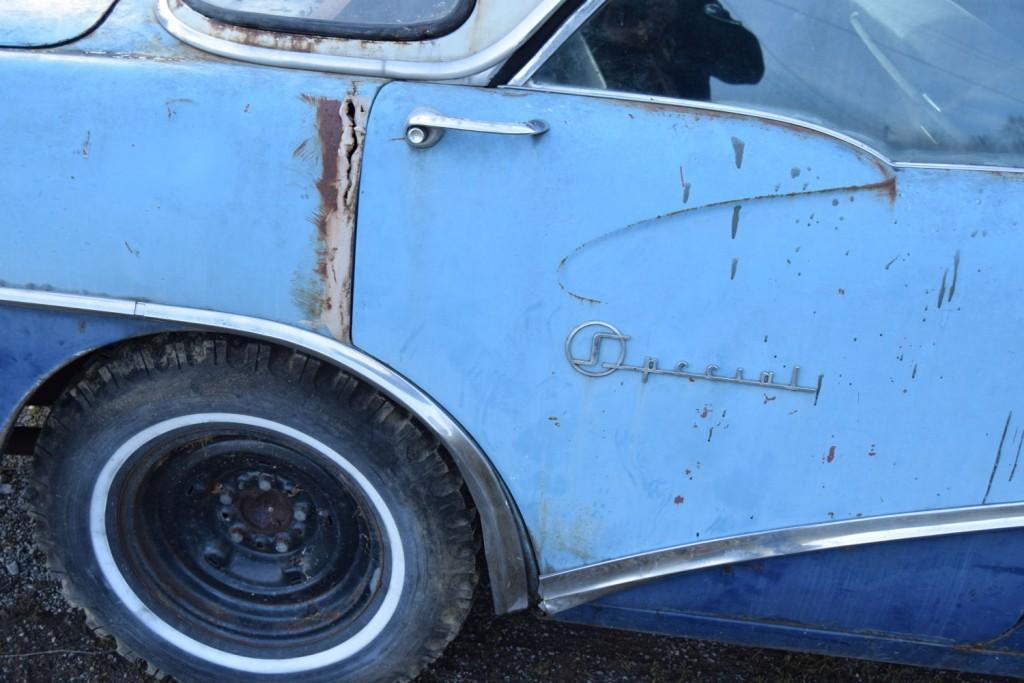 1955 Buick Special 4 door