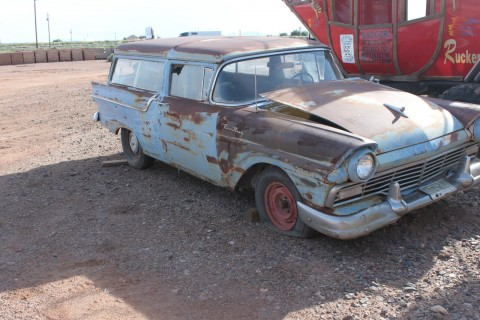 1957 Ford Ranch Wagon for sale