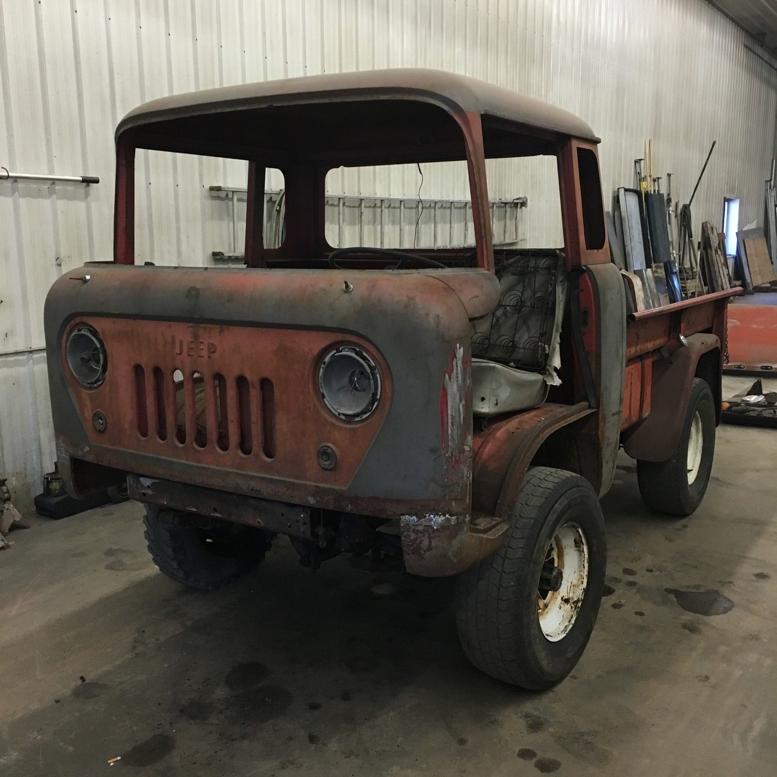 1960 Jeep FC150 For Sale