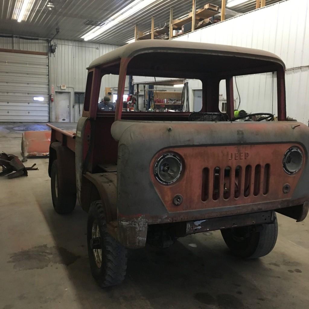 1960 Jeep FC150