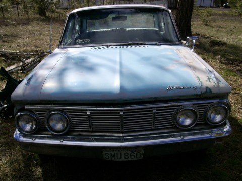 1963 Mercury Comet custom for sale