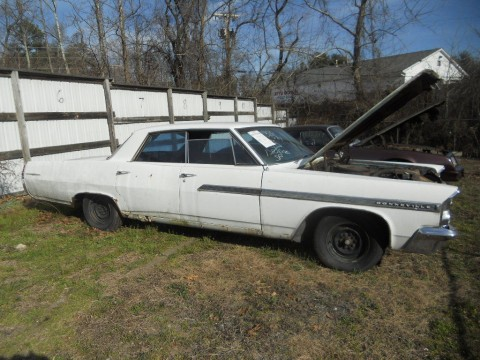 1963 Pontiac Bonneville for sale