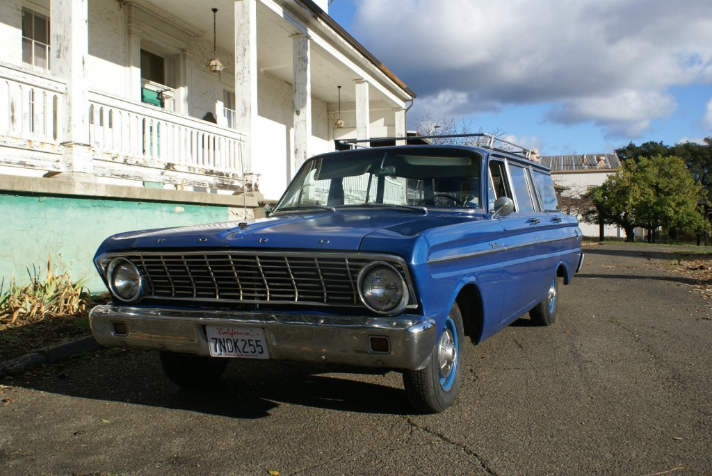 1964 Ford Falcon Station Wagon