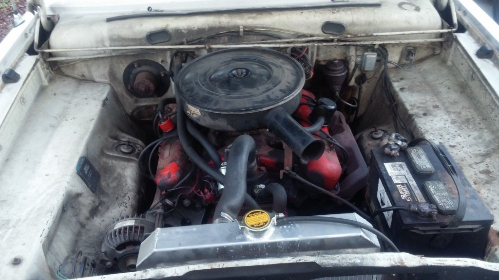 1966 Dodge Dart 270 Sedan
