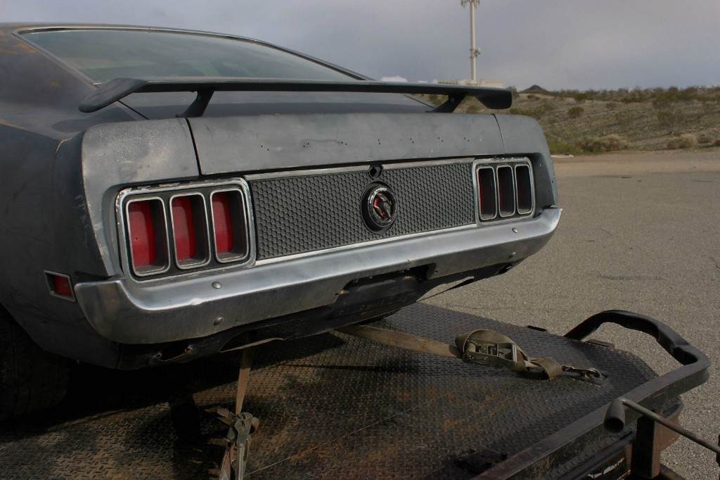 Ford Mustang Mach California Desert Car For Sale X