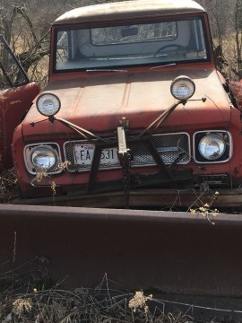 1970 International Harvester Scout for sale