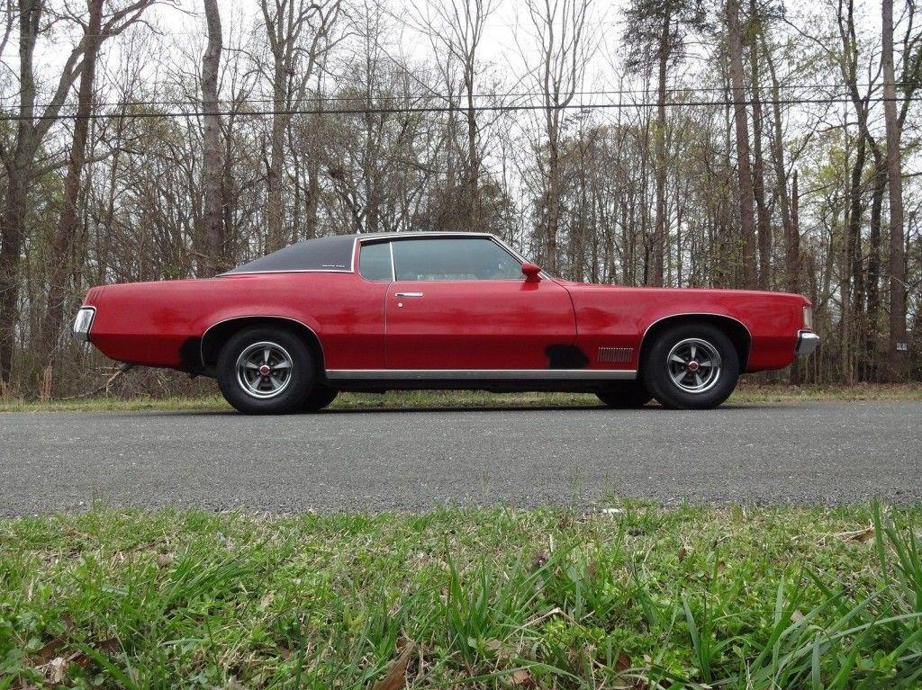 1970 Pontiac Grand Prix J Series