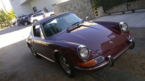 1970 Porsche 911 Targa for sale