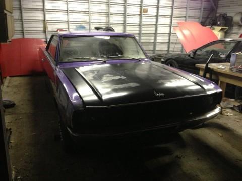 1971 Dodge Dart 360 4 Speed 8 3/4 disc Brakes Project mopar for sale
