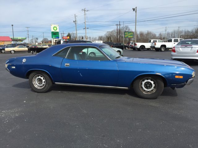 1972 Dodge Challenger Project Car