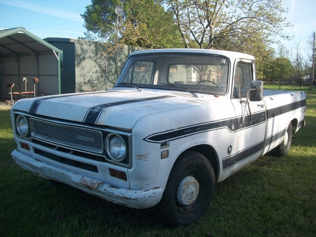 1974 International Harvester 150 Pick up