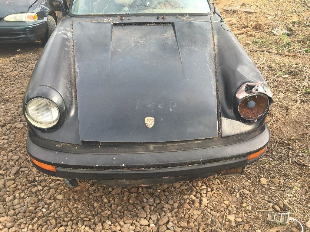 1980 Porsche 911 Sc Body For Sale