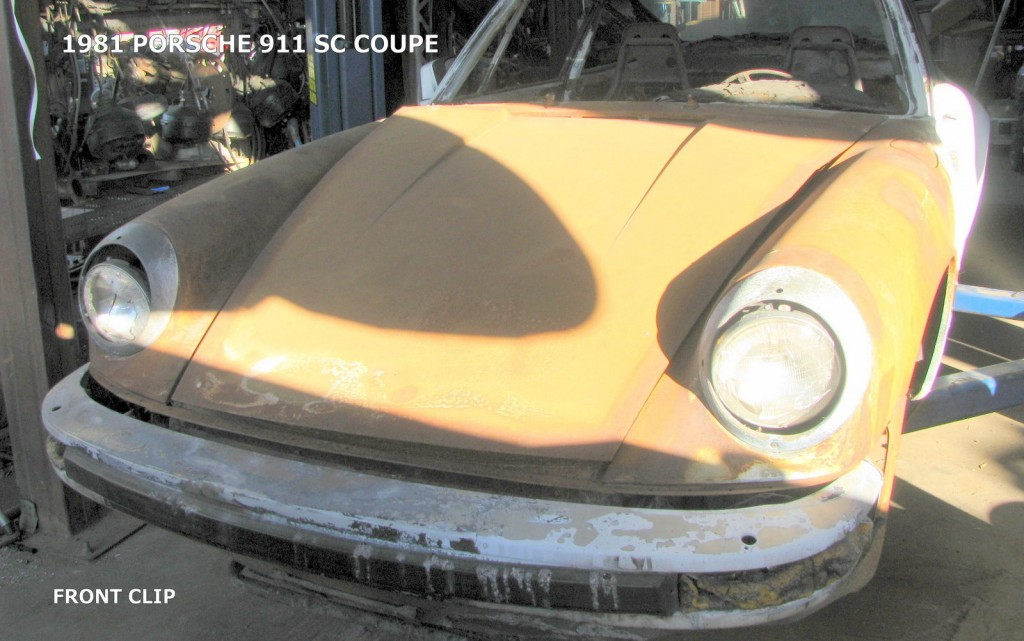 1981 Porsche 911 SC Coupe 2 Door BUILDER