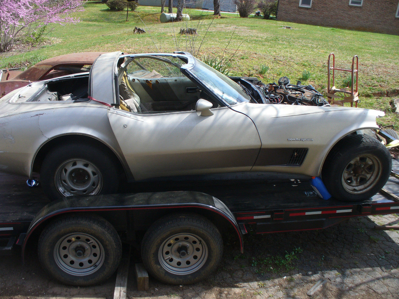 1982 chevrolet corvette collectors edition project for sale. Cars Review. Best American Auto & Cars Review