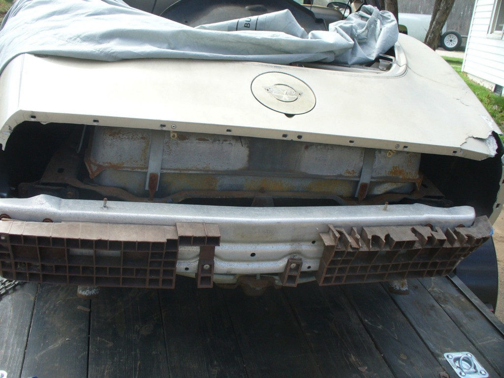 1982 Chevrolet Corvette Collectors Edition project