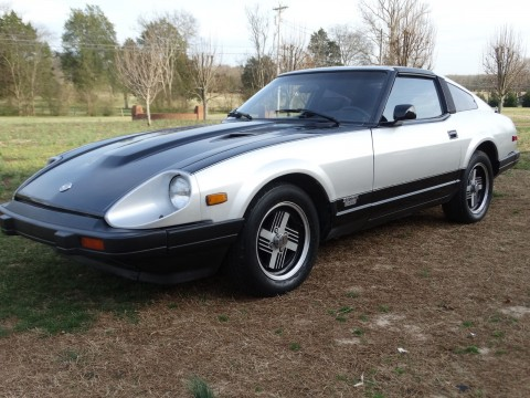 1982 Nissan 280ZX Turbo for sale