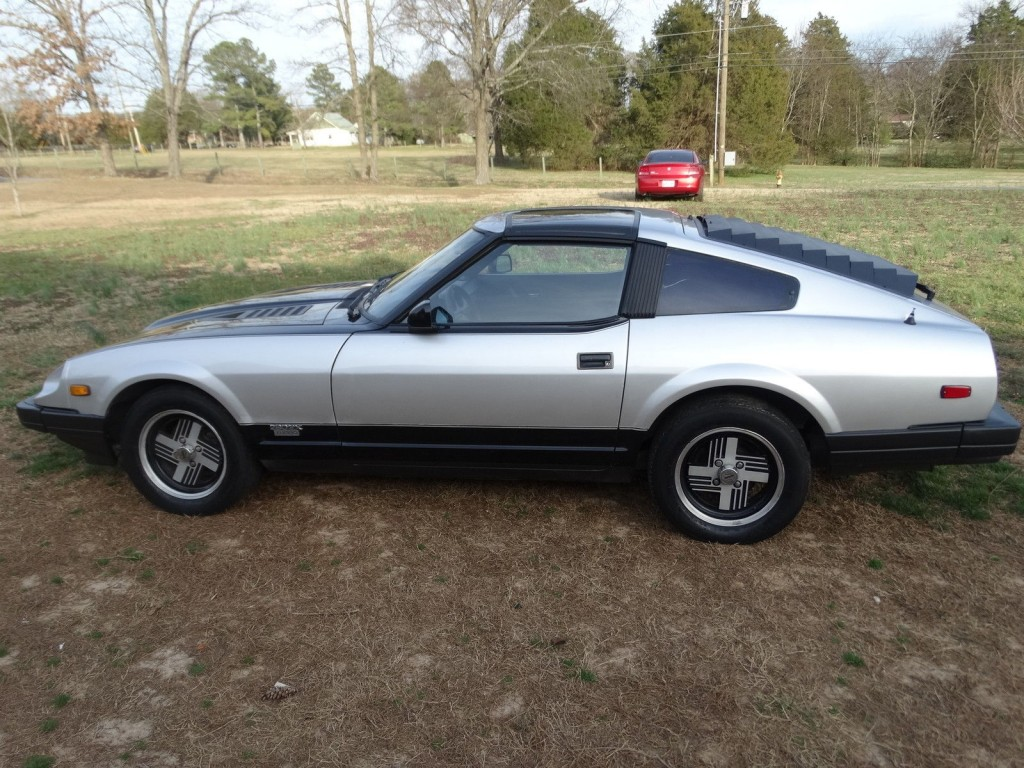 Salvage Cars For Sale >> 1982 Nissan 280ZX Turbo for sale